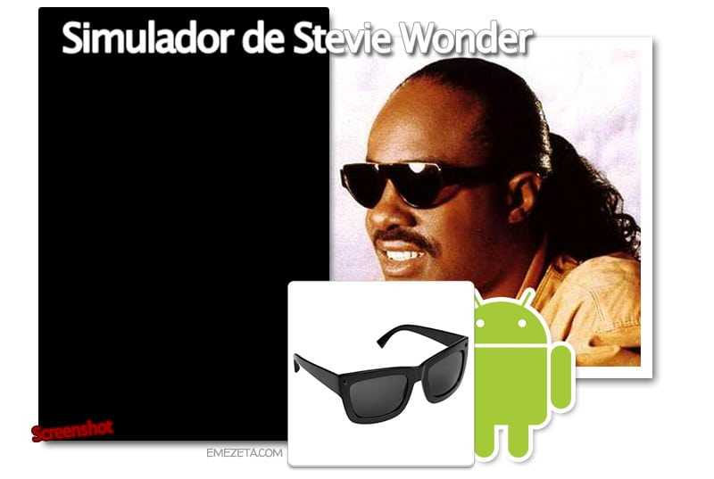 Simulador Stevie Wonder