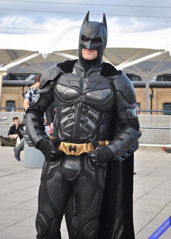 Cosplay: Batman (Dark Knight)