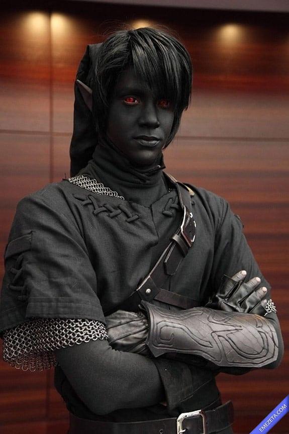 Cosplay: Dark link zelda