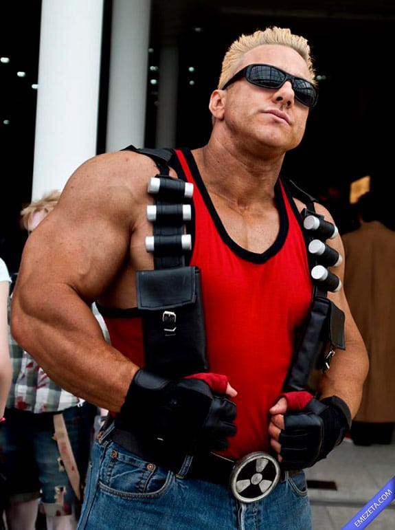 Cosplay: Duke nukem