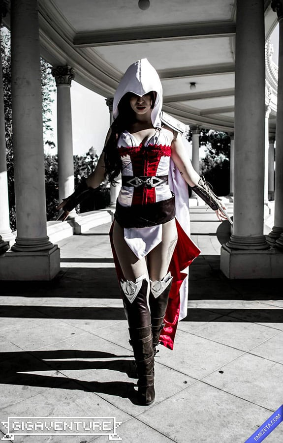 Cosplay: Female Assassin Creed