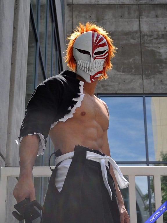 Cosplay: Ichigo Kurosaki (Bleach)