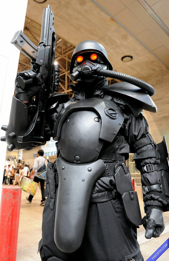 Cosplay: Kill zone