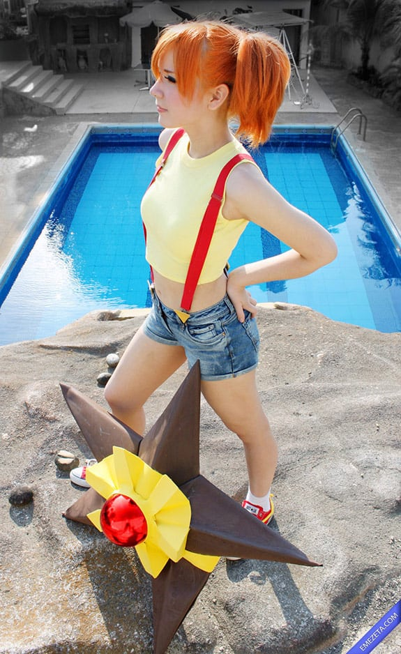 Cosplay: Misty pokemon