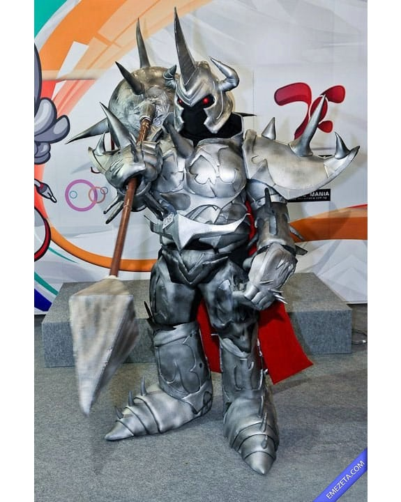 Cosplay: Mordekaiser lol