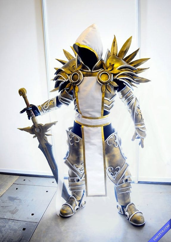 Cosplay: Tyrael (Diablo III)
