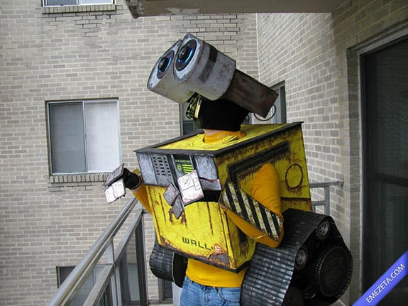 Cosplay: Wall-E