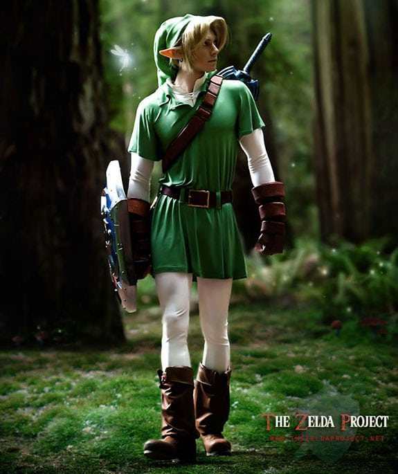 Cosplay: Link (Zelda) The Zelda Project