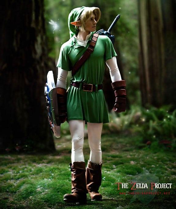 Cosplay: Link (Zelda) The Zelda Project
