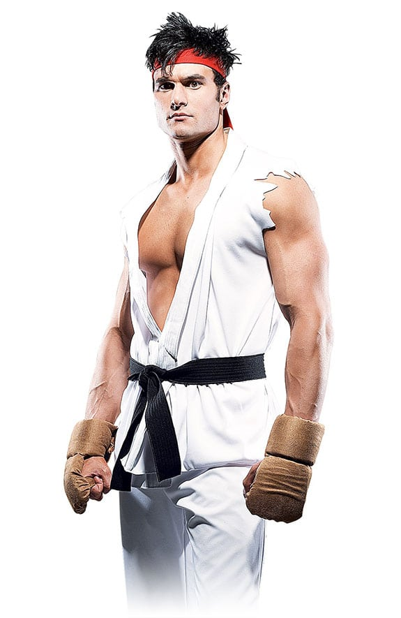 Cosplay: Ryu (Street Fighter)