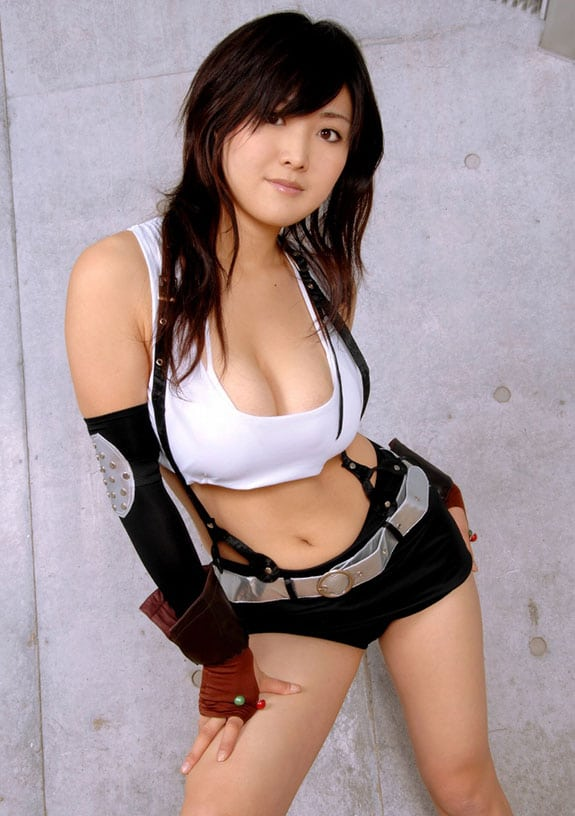 Cosplay: Tifa Lockhart (Final Fantasy VII)