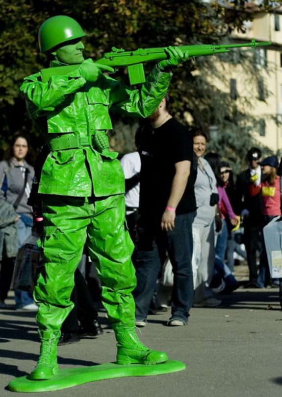 Cosplay: Toy Soldier, Soldado de juguete