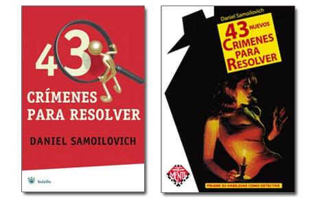 crimenes para resolver daniel samoilovich