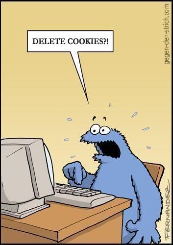 delete cookies triqui monstruo galletas
