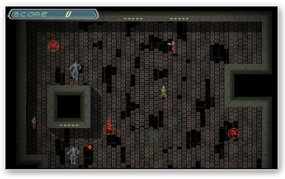 Demake MooD: Re-edición retro de Doom