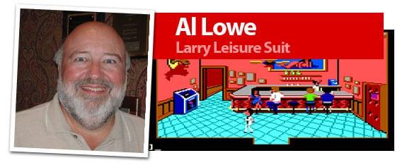 Al Lowe, responsable de las sagas de Larry