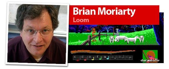 Brian Moriarty, creador de aventuras como Loom o The Dig