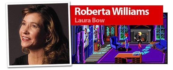 Roberta Williams, creadora de Laura Bow, A Colonel Bequest
