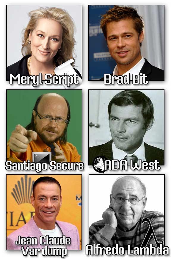 Actores si fueran programadores