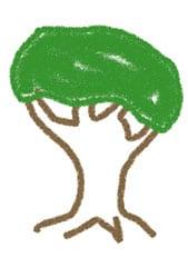 dibujo árbol