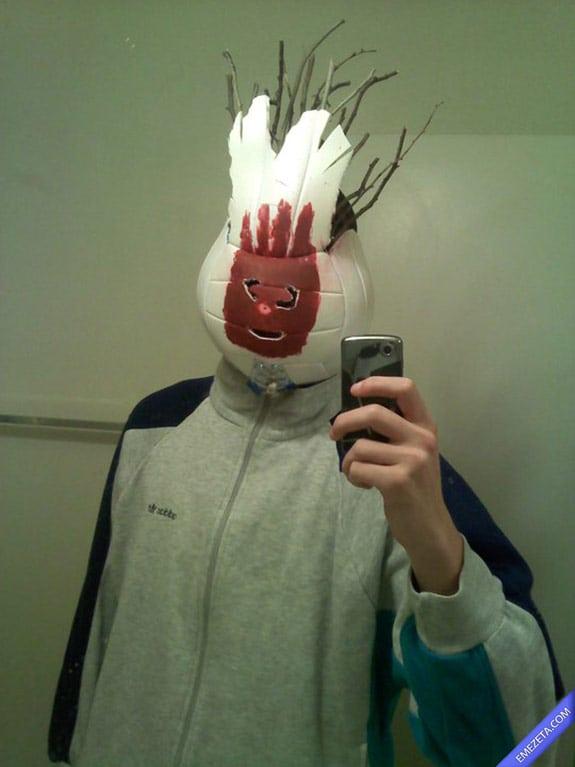 Disfraces de Halloween: Wilson