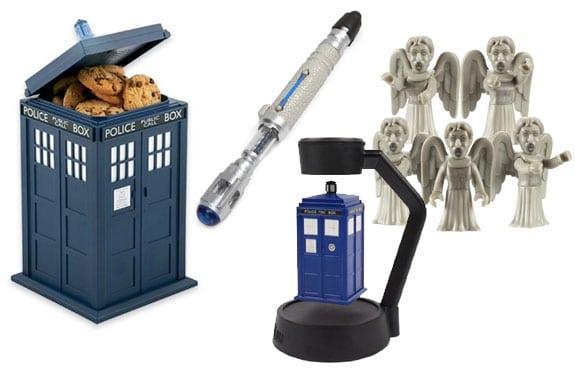 Doctor Who: Accesorios