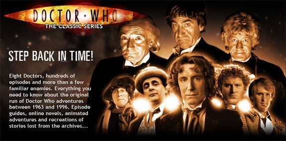 Doctor Who: The Classic Series