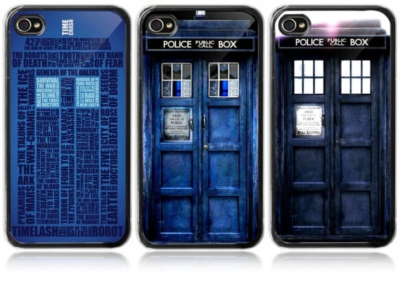 Doctor Who: iPhone TARDIS Case