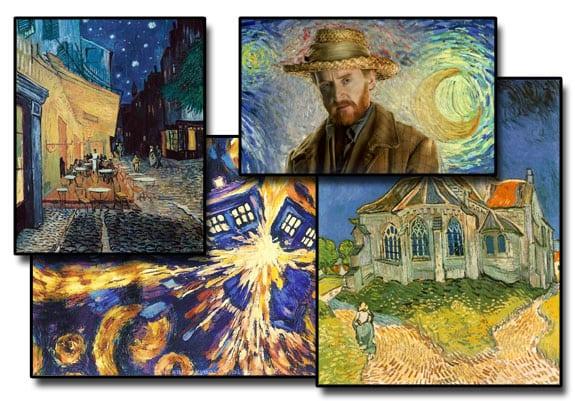 Doctor Who: Los cuadros de Vincent Van Gogh