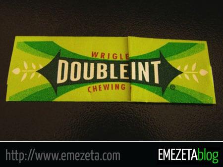 double int float doublemint