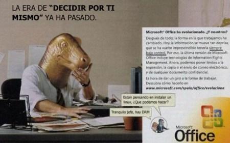 DRM Microsoft