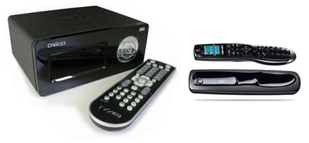 dvico media player logitech remote control
