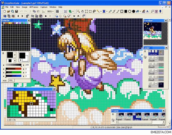 16 programas para pixel art | Emezeta.COM