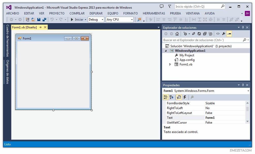Visual Studio Express