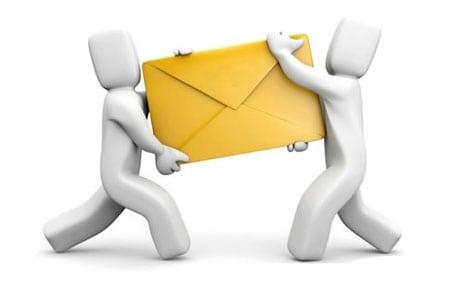 email correo electrónico dirección e-mail