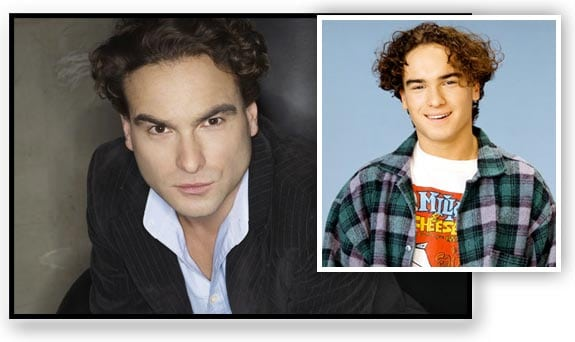 estrellas de television tv cine johnny galecki leonard hofstadter big bang theory