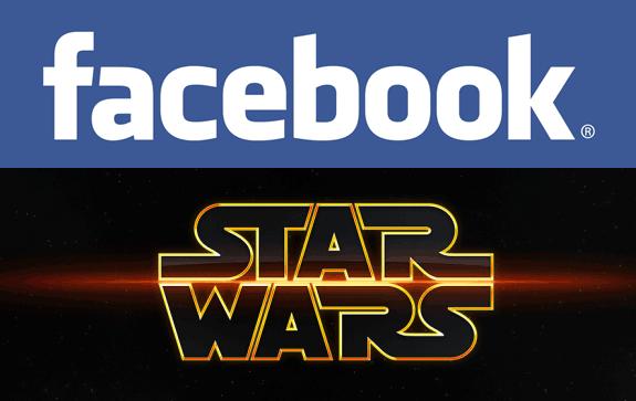 El Facebook de Star Wars (La guerra de las galaxias)