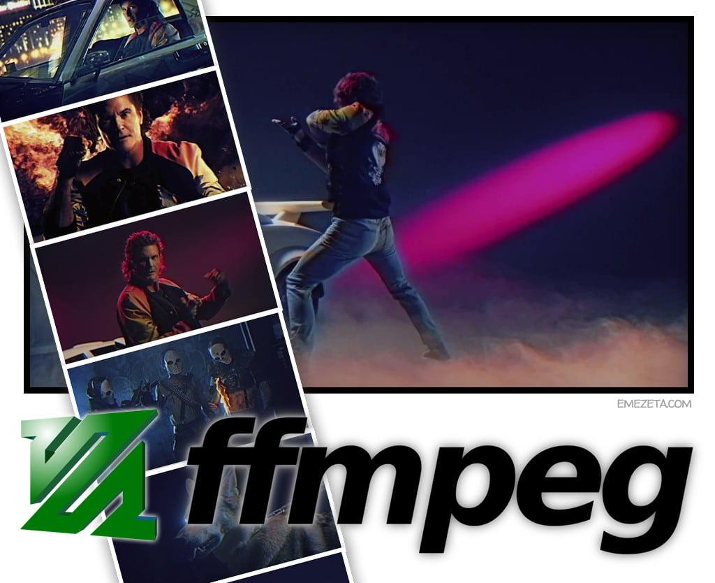 Cómo usar ffmpeg para editar video   Emezeta.COM