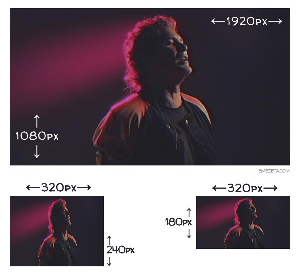 Cambiar tamaño de un video con ffmpeg