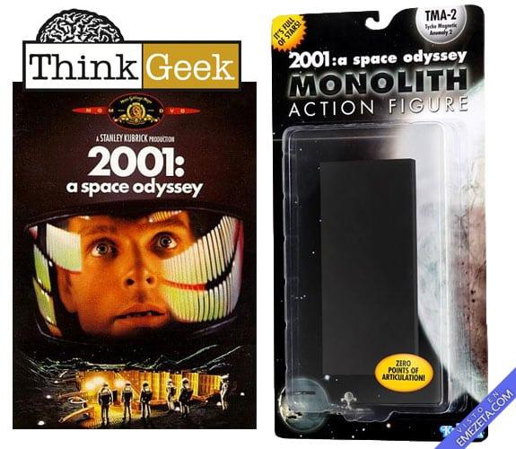 Figuras de acción: Monolito (2001 odisea en el espacio)