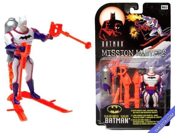 Figuras de acción: Slalom Racer Batman