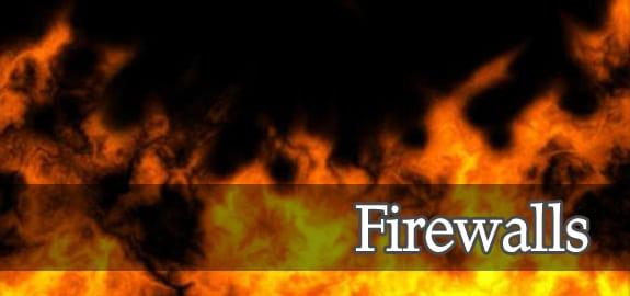 firewall cortafuegos
