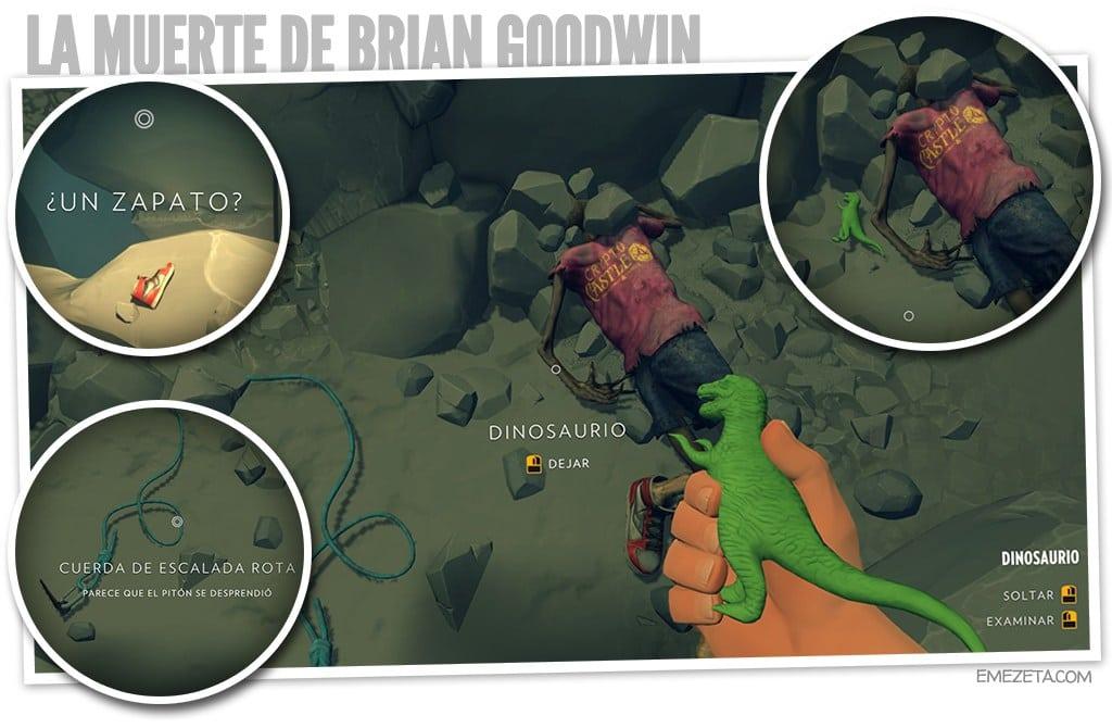 La muerte de Brian Good