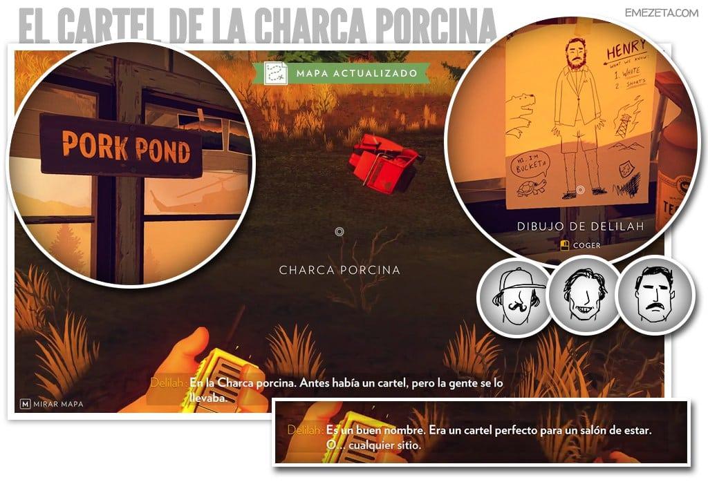 Charca Porcina (Pork Pond)