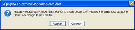 flashcodec getcodec virus