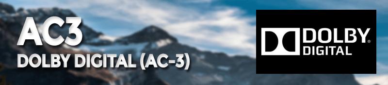 Formato AC-3 (Dolby Digital)