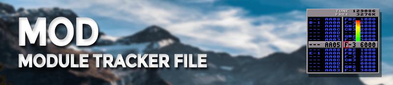 Formato MOD (Module Tracker)