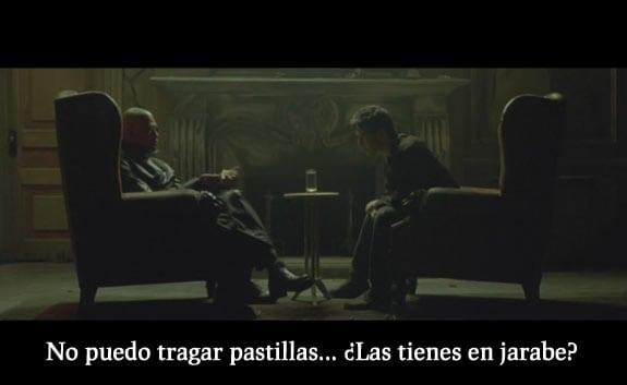 Frases de película: Matrix