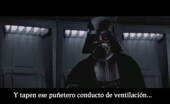 Frases de película: Star Wars: Una nueva esperanza