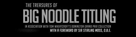 tipografía big noodle titling